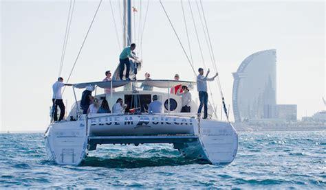blue magic cat catamaran and sailboat events and guide - Catamaran Blue Magic Cat Barcelona