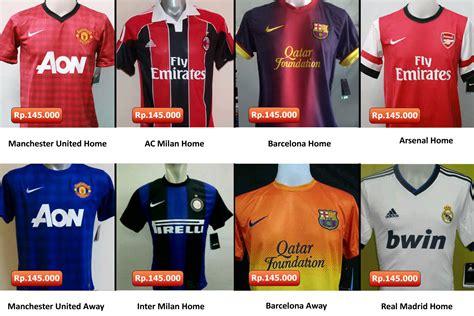 Kaos Bola Eropa Jual Kaos Bola Club Eropa