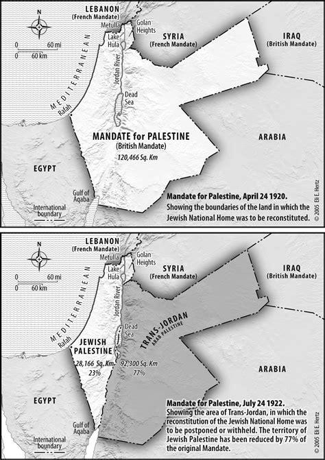 Primera partición de Palestina | Palestina, Conflicto y Arabes