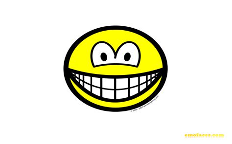 smiling gif free emofaces desktop wallpaper emoticons buddy icons and smilies