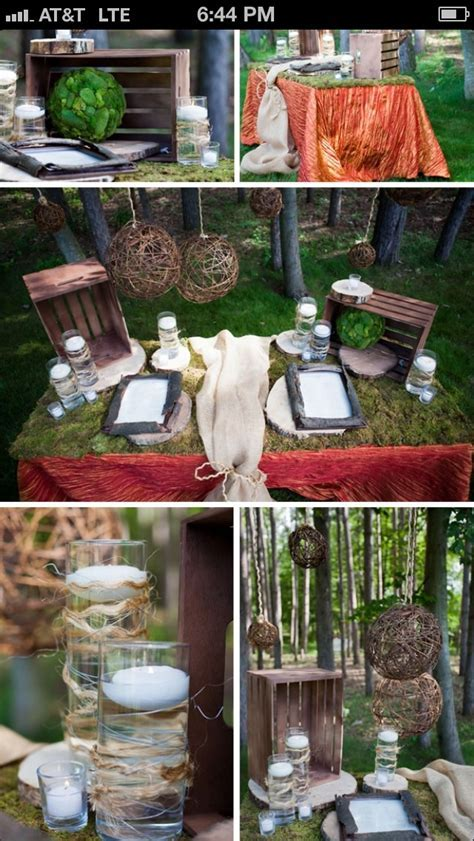 Harry Potter theme  decorations that feel romantic and
