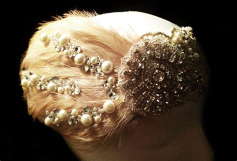 diy gatsby hair piece 17 best images about roaring twenties on pinterest 1920s