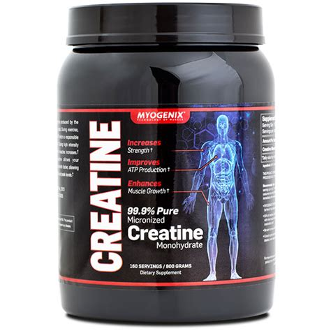 15 g creatine a day myogenix creatine creapure micronized 1000 g day of
