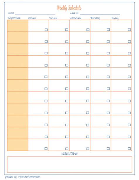 printable blank weekly school planner my 2015 planner passion planner free printables