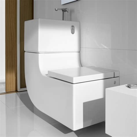Wc Suspendu Grohe Castorama 7066 by Dimension Cuvette