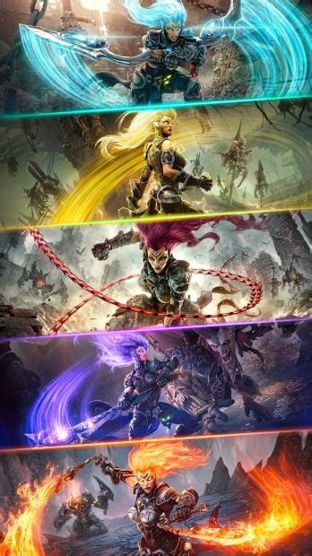 darksiders iii concept artwallpapers released  launch