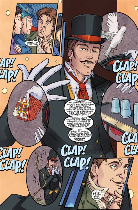 the of the deadly doppelganger dr ribero s agency of the supernatural books comic book preview doctor who the eighth doctor 3