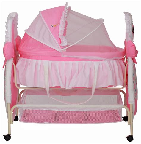 Pink Baby Cribs For Sale Buy Delia Baby Bassinet Pink In India Best Price