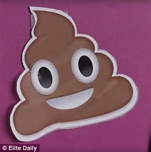 poop emoji tattoo elite daily shows with emojis