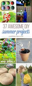 37 awesome diy summer projects fun summer craft ideas