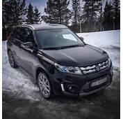 Suzuki Norway New Vitara With MAK Highlands 2015 April 30