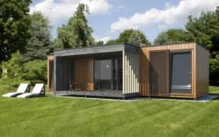 micro maison pr 233 fabriqu 233 e modulaire contemporaine