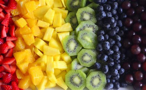 fruit rainbow of all trades rainbow birthday all the rest