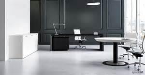 Office Desks Black Office Desks Ceo Desk Black Leather