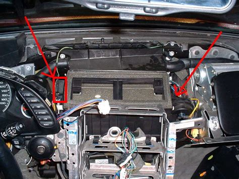 corvette center ct a c actuator replacement corvetteforum chevrolet