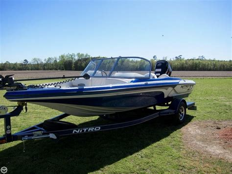 nitro sport boats for sale craigslist nitro sport new and used boats for sale