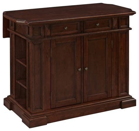 cherry kitchen islands americana kitchen island cherry traditional kitchen