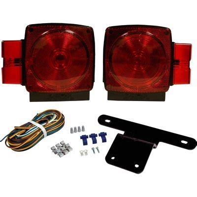 blazer c6424 submersible trailer light kit trailers