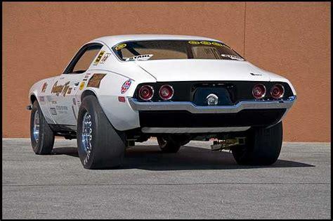 1970 Camaro Grumpys Racer grumpy jenkins 1970 camaro to auction