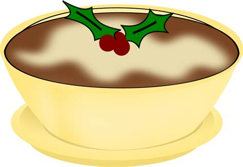 Clipart   Pudding