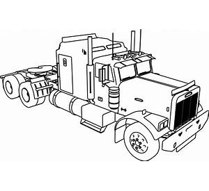 coloring pages breyer horses - Horse Trailer Coloring Pages