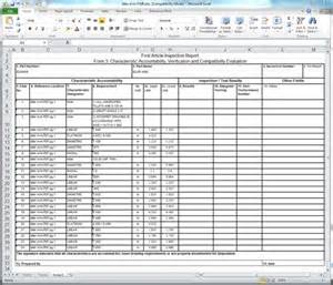 Engineering Inspection Report Template by Best Photos Of Excel Inspection Template Home Inspection
