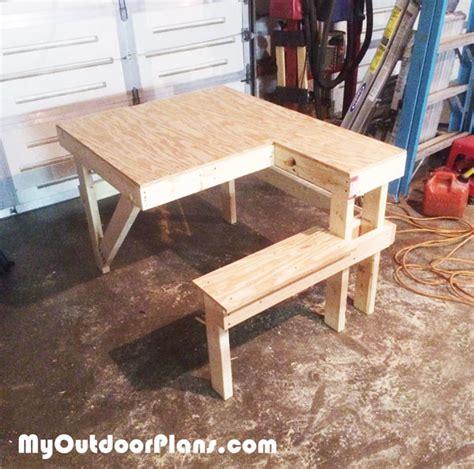 diy shooting bench myoutdoorplans woodworking