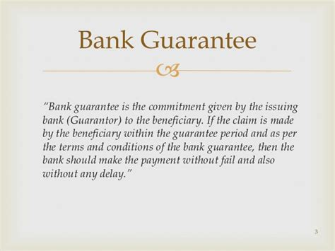 Bank Letter Of Guaranty Letter Format 187 Bank Guarantee Letter Format Free Resume Cover And Resume Letter Sles
