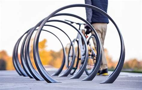 Landscape Forms Loop Bike Rack 35 Collection By Landscape Forms Adds 3 New Designs 3rings