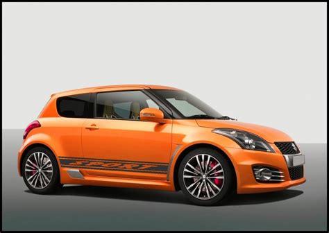 2011 Suzuki Sport Iaa 2011 Suzuki Reveals The New Sport Auto