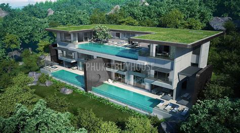 phuket buy house nat2463 luxurios development phuket buy house
