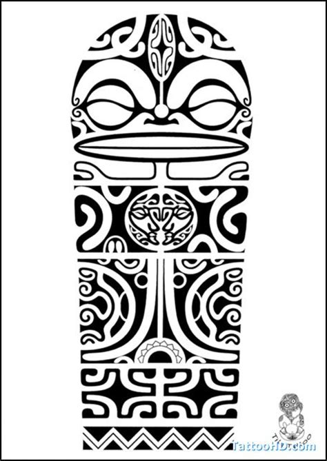 polynesian designs and patterns polynesian tattoo