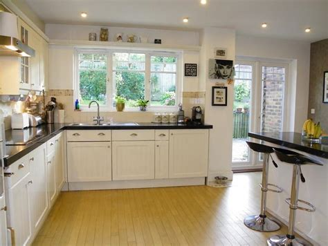 white kitchen ideas uk cream flooring kitchen design ideas photos inspiration
