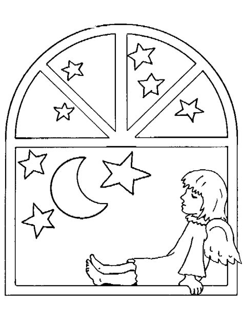 Window Coloring Page Az Coloring Pages Window Coloring Pages