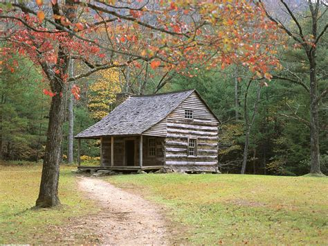 Cabins In The Smoky Mountains by Nature 1 Historic Log Cabin In The Smoky Mountains Jpg