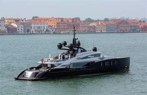 yacht okto layout superyacht okto by isa yachts visits venice