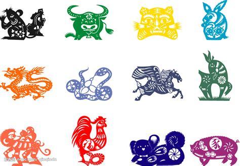 new year 2011 zodiac animal 12生肖图案矢量图 家禽家畜 生物世界 矢量图库 昵图网nipic