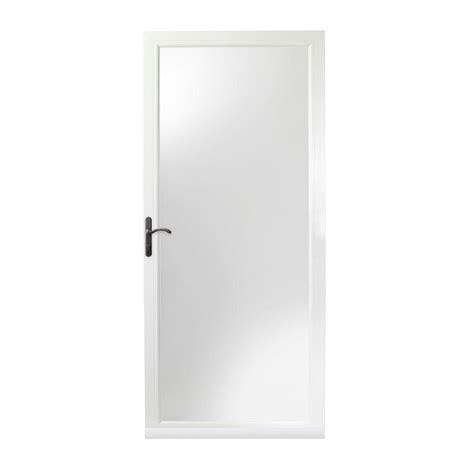 Andersen 3000 Door by Andersen 36 In X 84 In 3000 Series White Left
