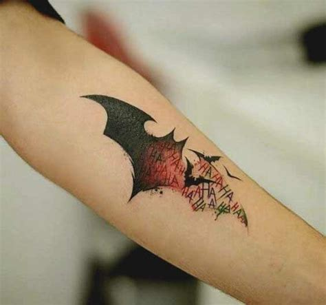 small batman tattoo 90 coolest forearm tattoos designs for and you