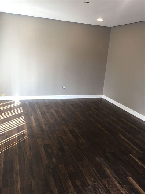 updated living room sherwin williams greige and