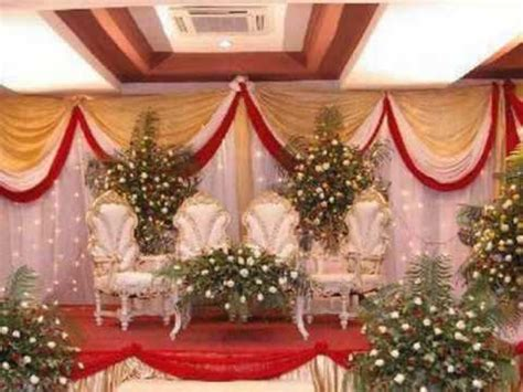 diy decorations pictures wedding stage decorations