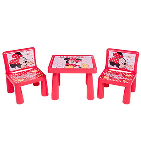 Minnie Table And Chair Set by Minnie Mouse Table And Chairs Set Ebay