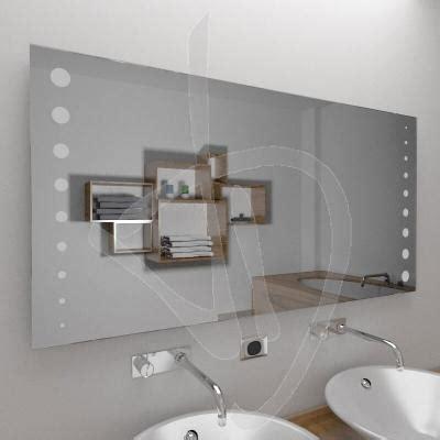 cornici per specchi da bagno specchi per il bagno