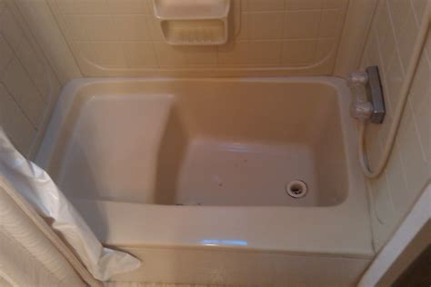 trailer bathtubs cerwife rv bathroom remodel
