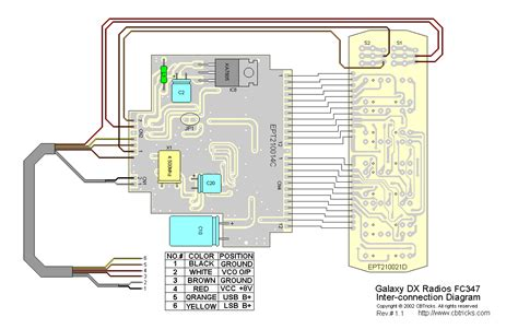Galaxy Radios Fc347 Service Manual