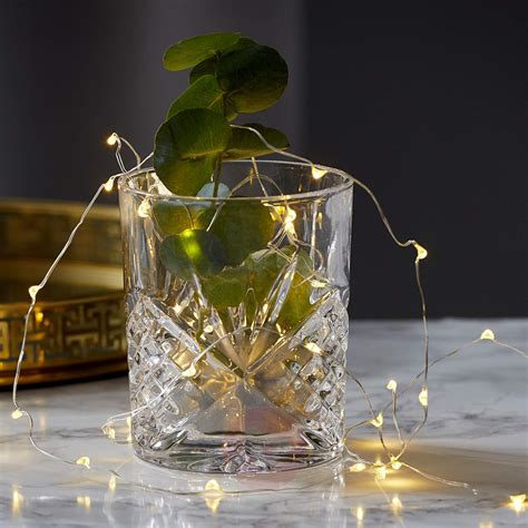 how long of a light string for a 6 ft christmas tree battery powered led string lights dew drop lights co uk