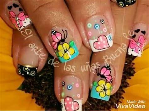 imagenes de uñas pintadas graciosas im 225 genes de pintado de u 241 a youtube