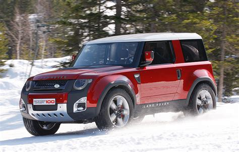 The New Land Rover Defender 2018 by 2018 Land Rover Defender New Features New Cars And Trucks