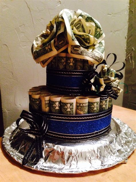 Money Cakes Make A Great Gift By Tanya Purvis Musely