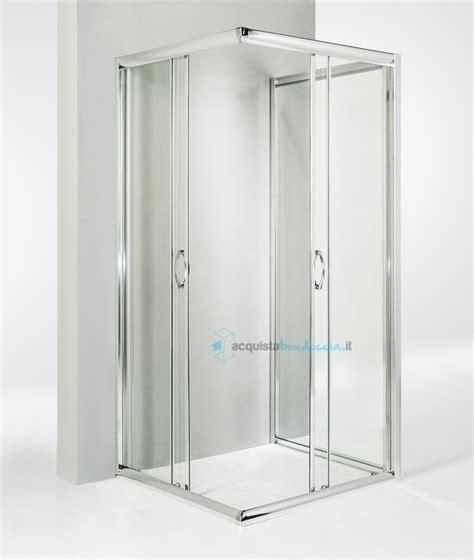 box doccia 3 lati 70x70x70 vendita box doccia 3 lati porta scorrevole 70x70x70 cm